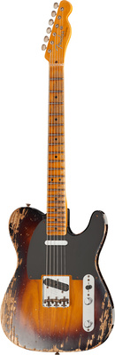 Fender 1951 Heavy Relic Tele F2CSB