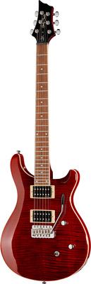 Harley Benton CST-24T Black Cherry Flame