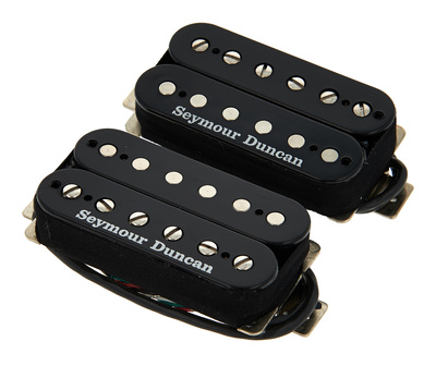 Seymour Duncan Pearly Gates Set Black