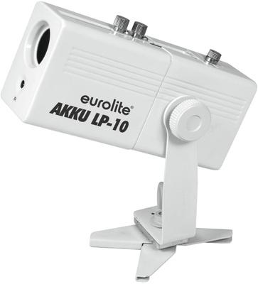 Eurolite AKKU LP-10 Gobo Projec B-Stock