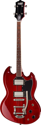 Eastwood Guitars Astrojet Tenor DLX Cherry