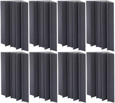 Auralex Acoustics Lenrd Bass Traps Charcoal 8
