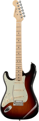 Fender AM Elite Strat MN 3TSB LH