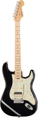 Fender AM Elite Strat HSS MN MYBLK