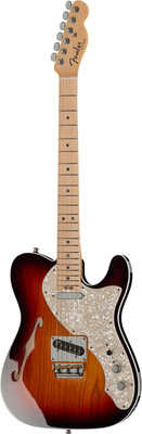Fender AM Elite Tele Thinline MN 3TSB