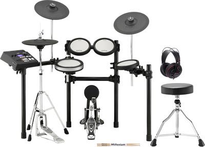 Yamaha DTX700K E-Drum Set Bundle