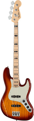 Fender AM Elite Jazz Bass ASH MN TBS