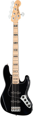 Fender AM Elite Jazz Bass V MN BLK