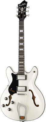Hagstrom Viking Deluxe WH LH