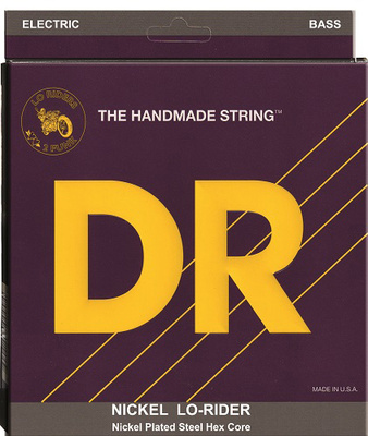 DR Strings Nickel Lo-Rider Lite 5 040-120