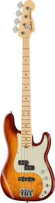 Fender AM Elite Preci Bass ASH MN TBS