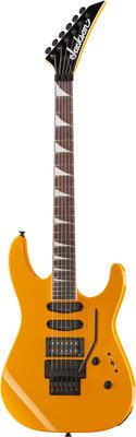 Jackson Soloist SL3X Taxi Cab Yellow