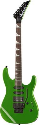 Jackson Soloist SL3X Slime Green