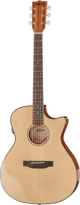 Kala Thinline Spruce Steel
