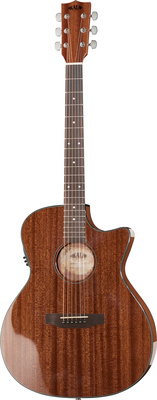 Kala Thinline Mahogany Steel