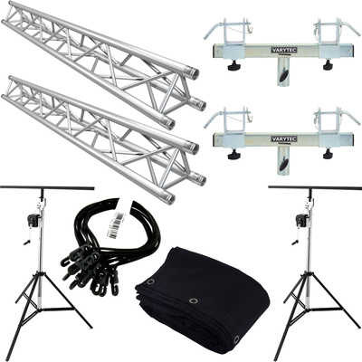 Stairville Wind Up DJ Bundle III S Plus