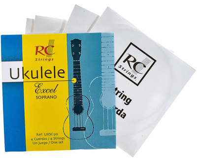 RC Strings UXSC90 Ukulele Excel