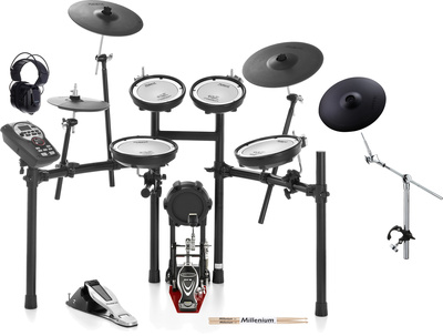 Roland TD-11KV V-Drum Crash Bundle