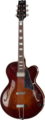 Heritage Guitar Kenny Burrell Groovemaster VWB