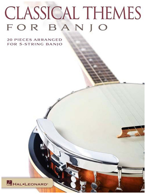 Hal Leonard Classical Themes Banjo