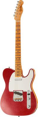 Fender Postmodern Relic Tele Red