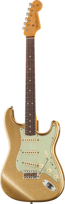 Fender LTD 1964 Strat Relic Gold Spkl
