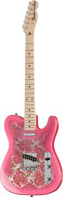 Fender Classic 69 Tele Pink Paisley