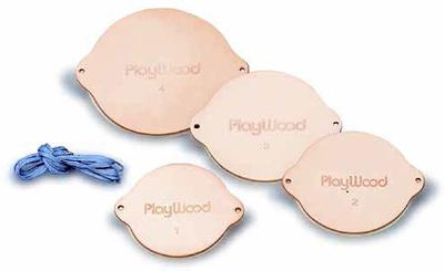 Playwood Timpani Mute Set