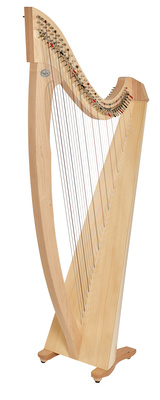 Salvi Titan Lever Harp 38 Str. NA