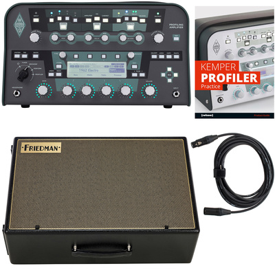 Kemper Profiling Amplifier Hea Bundle