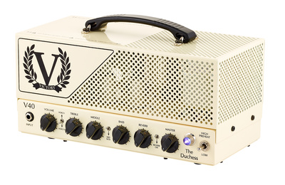 Victory Amplifiers V40H The Duchess Head B-Stock