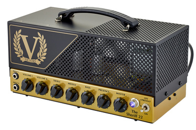 Victory Amplifiers The Sheriff 22 Head B-Stock