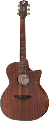 Luna Guitars Gypsy Grand Mahogany