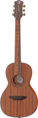 Luna Guitars Gypsy Parlor Mahogany