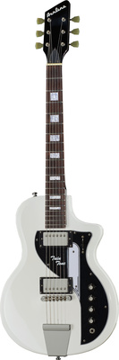Eastwood Guitars Airline Twin Tone Whit B-Stock