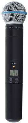 Shure SLX 2 / Beta 58A / L4E B-Stock
