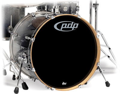 "DW PDP 22""x18"" Concept Maple"