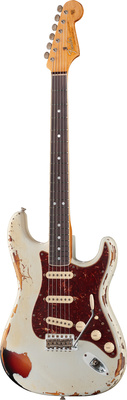 Fender LTD 60s Strat Bound Relic OW