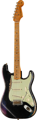 Fender 1958 Relic Strat Blk/CH MBDW