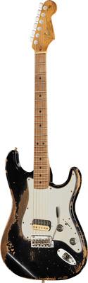 Fender Garage Mod Heavy Relic BK MBJS
