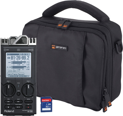 Roland R-26 Bag Bundle