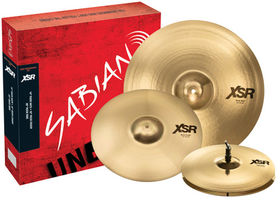 Sabian XSR Performance Rock S B-Stock