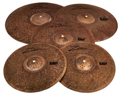 Zultan Raw Profi Cymbal Set B-Stock