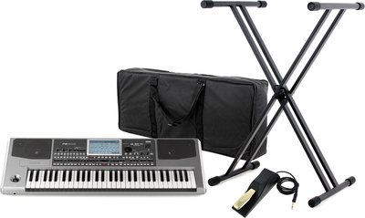 Korg PA-900 Stage Bundle