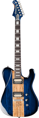 Diamond Guitars Maverick SM TBU