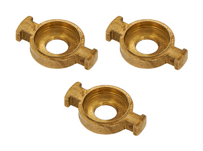 Bach Brass Valve Guide Tpt. 3er-Set