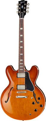 Gibson ES-335 Plain Faded Light Burst
