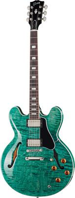 Gibson ES-335 Figured Trans Quilt