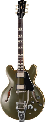 Gibson 1964 ES-345 Bigsby Mono Green