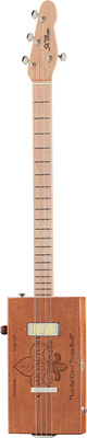 St.Blues Cigar Box Guitar 4 Premium